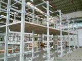 仓库仓储多层货架二层阁楼货架大型隔层夹层钢架