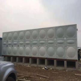 组合式不锈钢水箱高层楼房用消防水箱