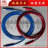 钢丝缠绕/编织高压液压油管,尼龙树脂液压站软管
