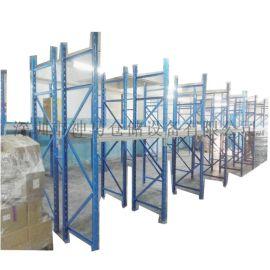 惠州大型貨倉貨架,專用重型貨架,橫樑託盤貨架