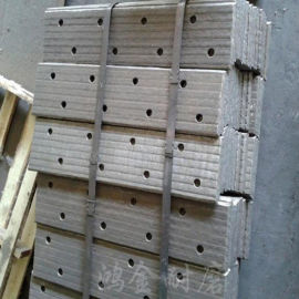 鴻金供應高鉻堆焊耐磨板8+6 可配送到廠