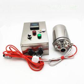 快装呼吸阀 卫生级智能控温电加热呼吸器