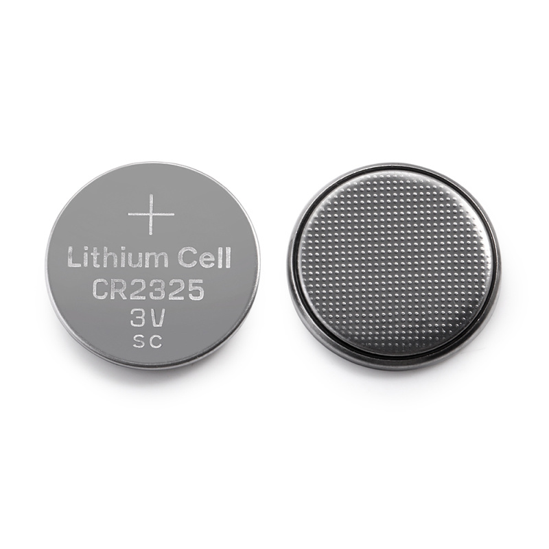 CR2325**氧化锰纽扣电池电脑主板门闸遥控器电池
