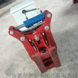 QHTJ-120型分體式液壓夾軌器 雙彈簧夾軌器