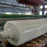 内蒙古化工污水池1.5单糙面土工膜