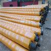 聚氨酯玻璃钢保温管 聚氨酯架空保温管