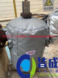 防腐隔热减压阀可拆卸式节能设备保温套
