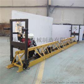 混凝土框架式整平机 可起拱框架式振动梁