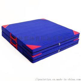 防滑帆布武术垫子加厚加宽体操垫