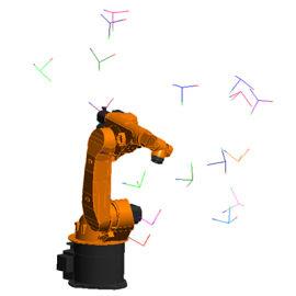 机器人精度校准服务,支持四大家族机器人