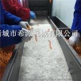 600型无骨鸡柳裹糠机 全自动 上浆上糠机厂家
