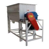鸡饲料搅拌机 单轴双螺带混合机 浓缩料拌料设备