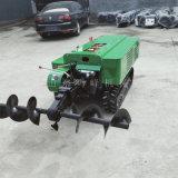 大棚管理履带式开沟机, 施肥开沟旋耕一体机