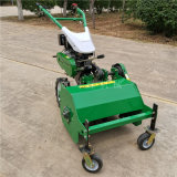 廠區小型自走式割草機, 切碎秸稈割草機