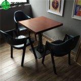 新款餐桌 實木餐桌板材桌子 廠家定制