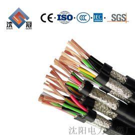 阻燃信号电缆,屏蔽线