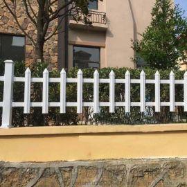 四川泸州pvc道路隔离护栏 pvc草坪护栏