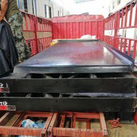 江西石城摇床厂家 钨渣分选摇床 小槽钢摇床