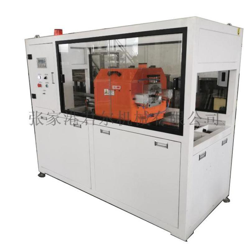 PPR/PP/PE塑料管材無屑切割機