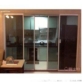 深圳廚房自動門安裝 不帶減速器  無渦輪蝸杆摩擦