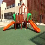 湖南幼儿园组合滑梯根据场地设计 益阳滑梯安装