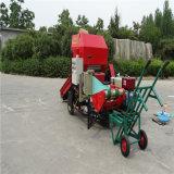 榆林青贮秸秆饲料打捆包膜机厂家全自动干湿秸秆打包机