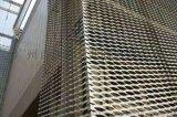 铝网板生产厂家批发金属网,装饰防护铝网板 规格
