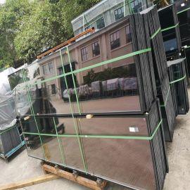 广州中空玻璃厂 供应各种厚度隔音隔热钢化中空玻璃