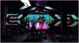 富維賽科技廣告大螢幕led室內顯示屏顯示器材