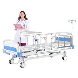 SK-C1 A2k 双摇多功能平板医疗床 手动病床