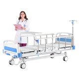 SK-C1 A2k 雙搖多功能平板醫療牀 手動病牀