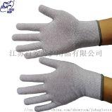 碳纖維點珠手套 防滑防靜電手套