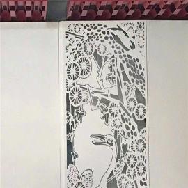 幕墙铝单板艺术品鉴 外墙铝单板图案品优
