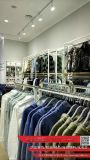 達州落地式服裝店展示架服裝實體店舖貨架設計男裝貨架