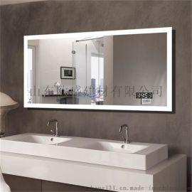 山东智能镜,LED智能浴室镜,卫生间镜子,百澜菲