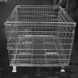 倉庫籠 定制金屬周轉箱倉儲籠