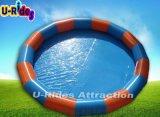 商用大型充氣泳池 定製充氣泳池 充氣波波球池