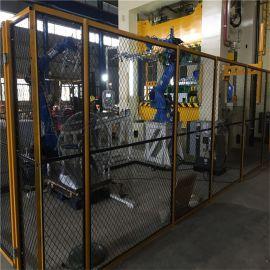 江西禾乔工厂隔离网菜地鱼塘隔离 车间网安全网
