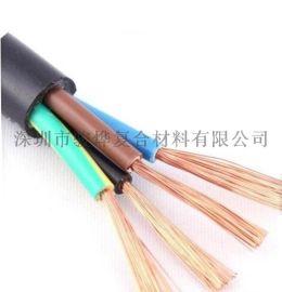 深圳骏烨尼龙PA6材料电线护套尼龙料耐磨韧性好