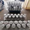 生產現場:DN1600精餾塔金屬異型泡罩塔盤/塔板