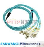 MPO預端分支光纜 MTP光纖跳線