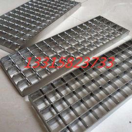 供应不锈钢钢格栅板 钢盖板 镀锌球形立柱栏杆配件