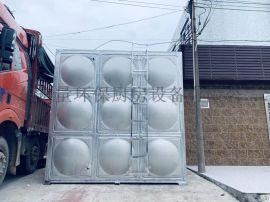 广东宏量不锈钢组合水箱