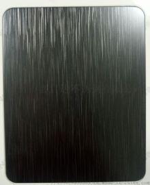 不锈钢黑钛镜面板