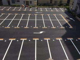 福永車位劃線要畫哪些,福永園區道路劃線施工標準,福永臨時車位劃線標準尺寸