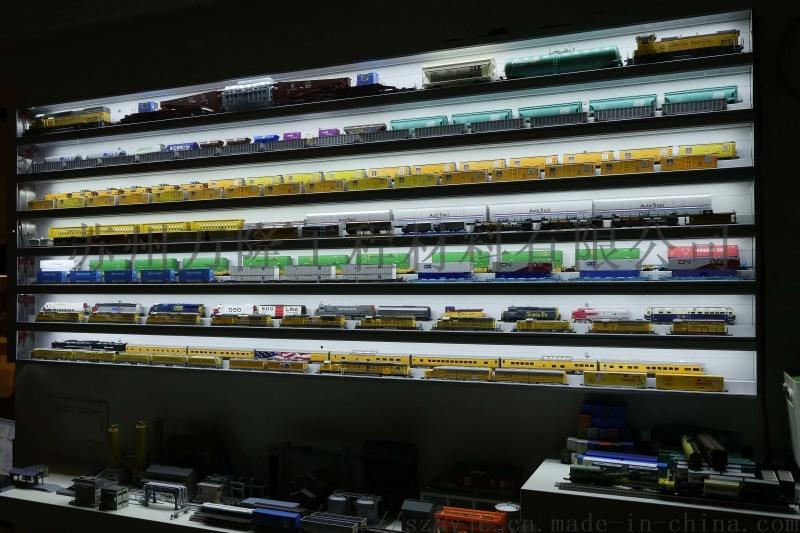 和谐号,复兴号火车模型展示架