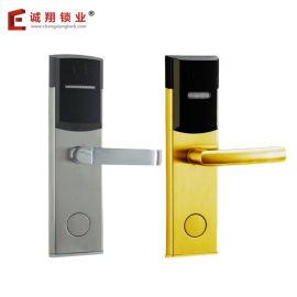 2020厂家供应T5新款刷卡锁  公寓刷卡锁感应锁