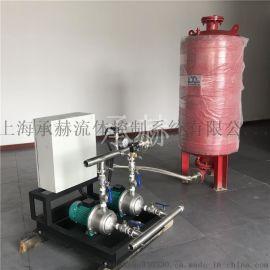 德国威乐水泵中央空调定压补水装置
