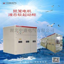 10kv鼠笼电机液态软起动柜  高压水阻配电柜厂家