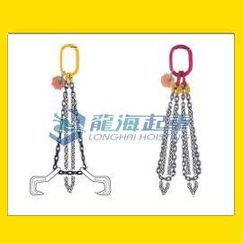 SEH型鹰牌链条成套索具, 挂钩用循环链